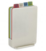 Joseph Joseph Joseph Joseph Index Chopping Board Set Silver-20