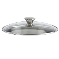 Cristel Cristel COOKWAY MASTER Glass Lid & Stainless Steel Knob-20
