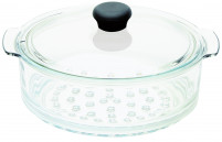 Cristel Cristel COOKWAY TWO Glass Steamer with lid-20