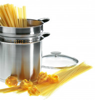 Cristel Cristel STRATE REMOVABLE Pasta basket-20