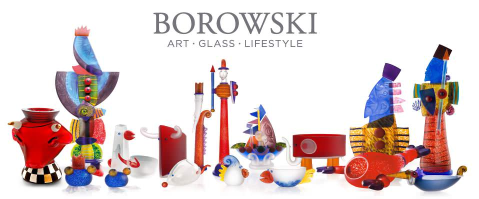 Borowski Glass, Art, Decor